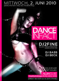Dance Infact @All iN