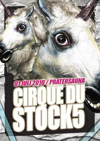 Cirque Du Stock5@Pratersauna