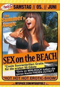 Sex on the Beach@Baby'O