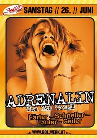 Adrenalin – The 1st Trip@Baby'O