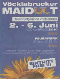 Vöcklabrucker Maidult@Hallenbadgelände Vöcklabruck