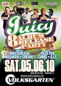 Juicy & Smooth Talkin@Volksgarten Clubdisco