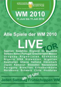 WM 2010@Bierpub Krügerl