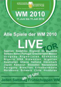 WM 2010 @Bierpub Krügerl