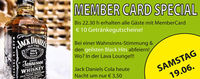 Member Card Special@Lava Lounge Linz
