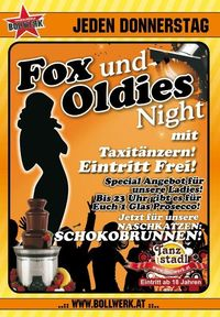 Fox und Oldies night@Bollwerk Liezen