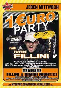 1 Euro-Party@Bollwerk Liezen