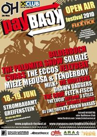 Payback Festival@Strombauamt
