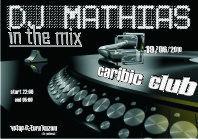 Dj Mathias in the mix@Caribic Club