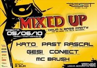 MIXED UP - Nu blood vs Old blood@Reset Club