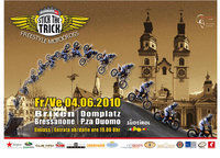 Freestyle Motocross - Stick The Trick@Domplatz Brixen/Piazza Duomo Bressanone