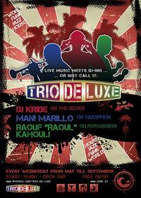 Trio De Luxe@Vienna City Beach Club