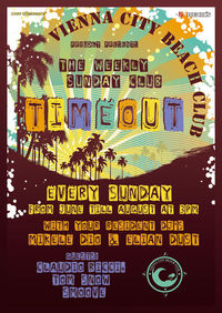 Time Out - License To Chill@Vienna City Beach Club