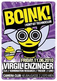 Boink! with Virgil Enzinger@Camera Club