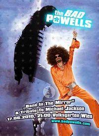 The Bad Powells Live - A Tribute To Michael Jackson@Volksgarten Clubdisco