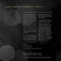 Konzert im Dunkeln - Pepperl und Effendi@Dialog im Dunkeln im Schottenstift
