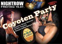 Coyoten Party@Nightrow