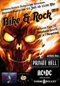 Bike & Rock 2010@Festgelände Bürmoos