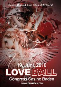 Love Ball 2010@Casino Baden