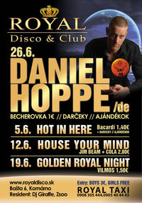 Golden Royal Night@Royal Club & Disco