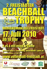 2. Freistädter Beachballtrophy@Marianum Sportanlage