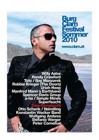 Austro-Pop Festival@Clam Live