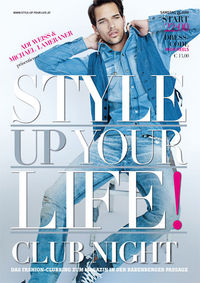 Style up your life ! Clubnight@Babenberger Passage