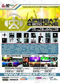 Airbeat - One@Airport Neustadt - Glewe
