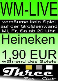 WM live@Three - The Bar