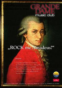 Rock me Amadeus / G&D Hausball@G&D music club