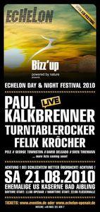 Echolon Festival 2010@Ehemalige US Kaserne