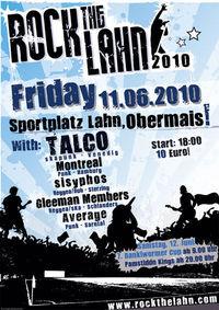 Rock the Lahn@Sportplatz Lahn Obermais