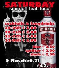 Smirnoff feat. Loco (Samsung PL150)@Loco