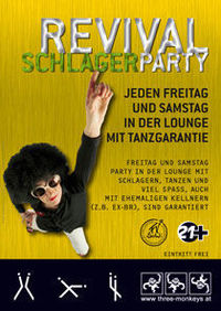 Revival Schlager Party@Monkeys