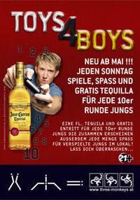 Toys 4 Boys@Monkeys
