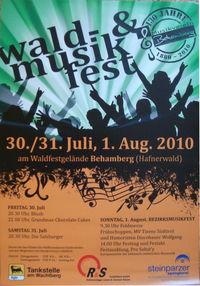 Wald- & Musikfest@Waldfestgelände