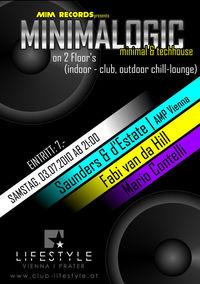 Minimalogic@Club Lifestyle