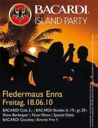 Bacardi Island Party