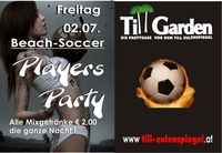Beach-Soccer-Player's Party@Till Eulenspiegel