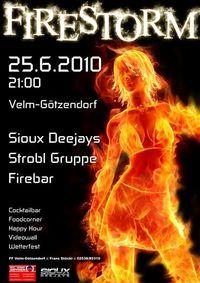 Firestorm@Velm - Götzendorf