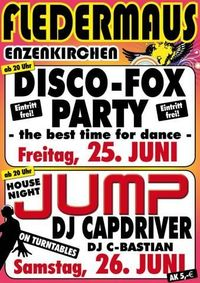 Disco Fox Party@Fledermaus Enzenkirchen