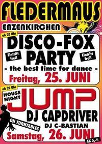 Jump House Night@Fledermaus Enzenkirchen