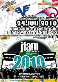 JFAM 2010 - ABGESAGT@Donauwellenpark