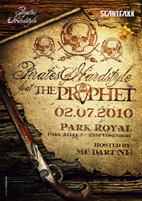 Pirates of Hardstyle ft. The Prophet@Park Royal