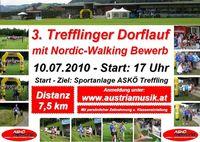 3.Trefflinger Dorflauf 2010 @Exit 19 Stadion  - ASKÖ Treffling