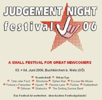 Judgement Night Festival@Merkermeierhof