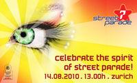 Celebrate the spirit of Streetparade