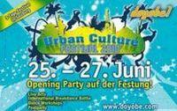 Urban Culture Festival@Sammeltreffpunkt Landkreis Salzburg
