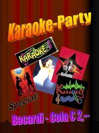 Karaoke Party@80´s
