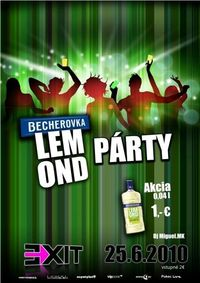 Lemond Party@Exit VIP Club